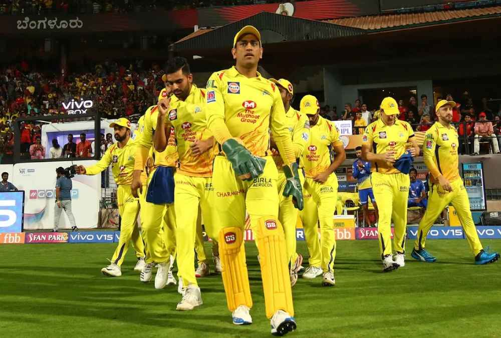 Dhoni tests negative for COVID-19, to join CSK Campin Chennai