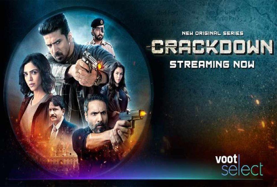 Crackdown Web Series