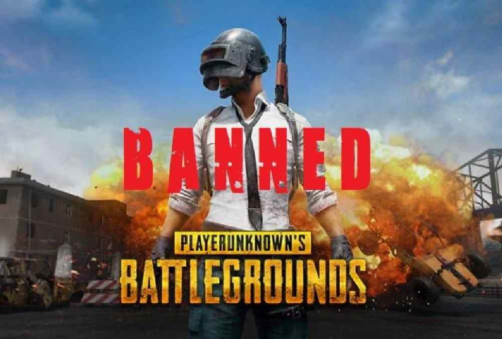 Pubg App Bans in India including 118 China Apps