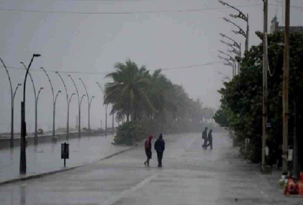 Cyclone Nivar Makes Landfall