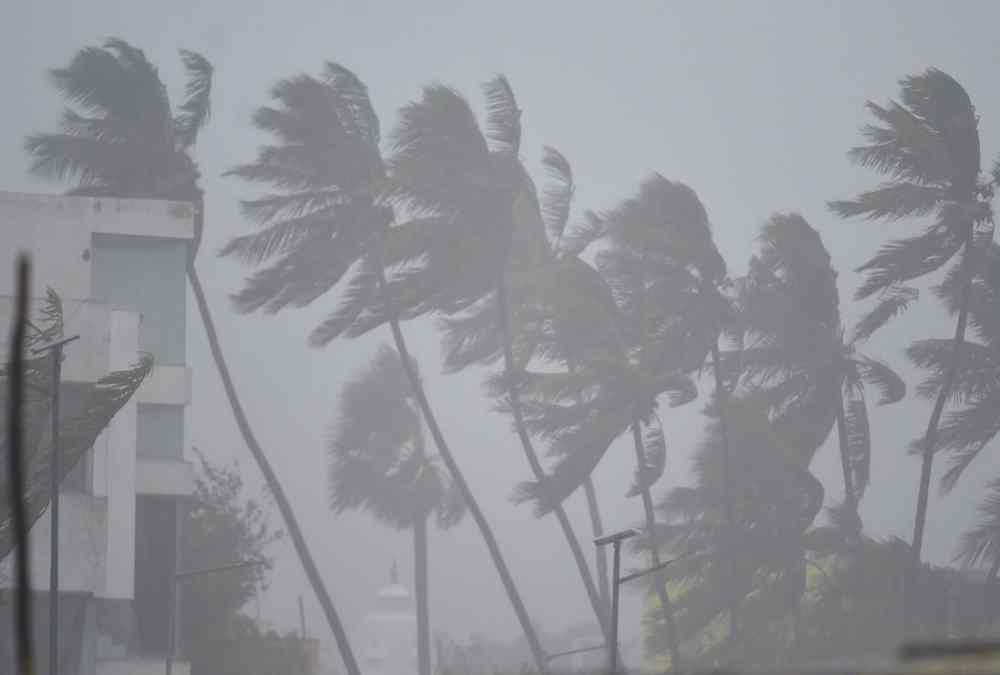 Cyclone Burevi Live Updates Tamil Nadu, Kerala on Alert Weather Forecast Today