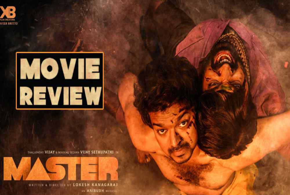 Master Movie Review