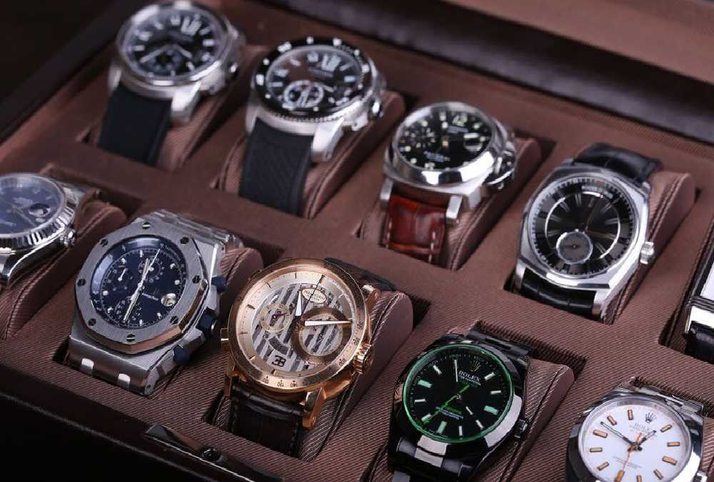Top 10 Popular Luxury Brands of Watches in India