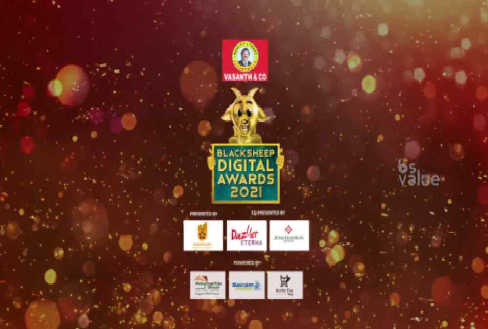 Blacksheep Digital Awards 2021