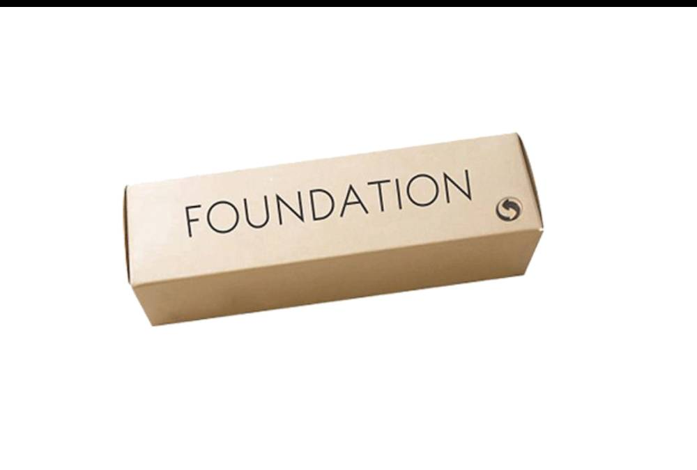 How foundation boxes enhance the beauty of makeup product