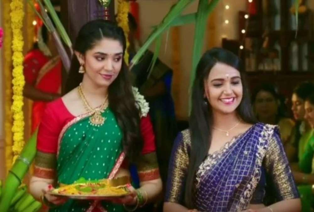 Muthyamantha Muddu Serial Cast